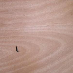 Dror Auslander, Wind Surfer, 2006, oil on plywood 30X30