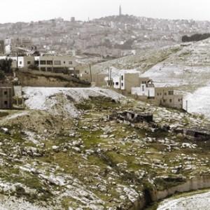 """ללא כותרת, מתוך הסדרה """"ארץ התן"""", 2009 צילום שחור לבן 50x70 סמ"""