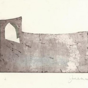 Site Specific , 2008 Engraving on paper 29x39