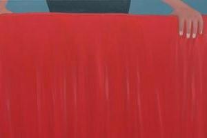 Temptation, 2006 OIl on canvas