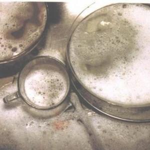 כאן (סדרת הכיור) - שלום דפנה, 1998 , צילום צבע
