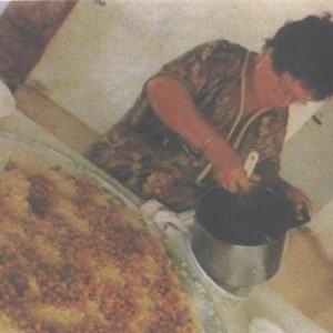סימה - אמא שלי  -  נחשון שולי, 1995 , מתוך עבודת וידאו