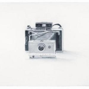 צילום או רישום, 2007 עפרון על נייר 57x43