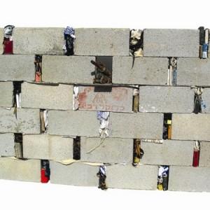 ללא כותרת - ז'אנו ז'אק, 2008, גניזה וטכניקה מעורבת מיצב