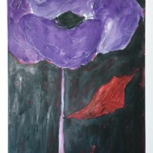 untitled - Berlinski Tova, 2009, Gouache on paper, 27x37 cm