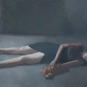 Zohar Fraiman, Hafrashat Challah II, oil on canvas, 2012,100x150 cm