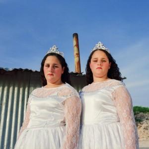 איל גזיאל, מלכות אסתר,2003, הדפס צבע, מידות משתנות