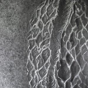 Noemi Tedeschi Blankett, untitled, 2013-14, mixed media on wood, 49x75 cm