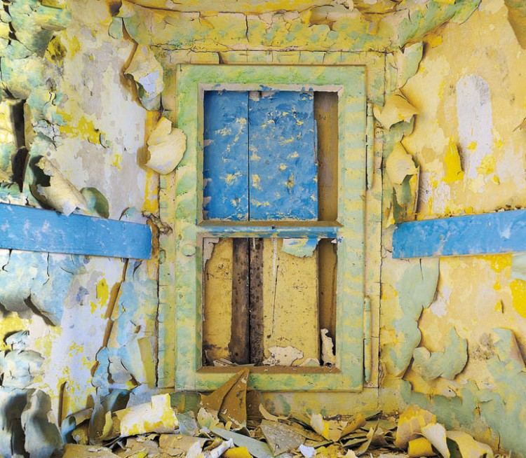"Shlomo Serry, from the series ""New Luxury Quarter,"" 2014-2016, inkjet print"