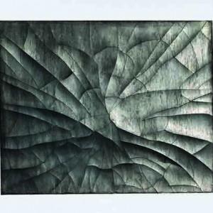 Yonatan Zofy, Broken Paper 1, 2015