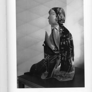 Writer/storyteller (#129), 2014, inkjet print on archival paper, 67x54cm