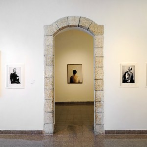 from the exhibition Partial Portrait: Fragmented Identities (Photo credit: Shlomo Serry)