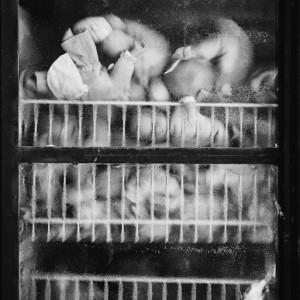 אופיר ברק, חלון גן ילדים, 2015, צילום