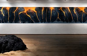 "Uri Shapira From the ""Light Seeker"" exhibition 2012 Jerusalem Artists' House"