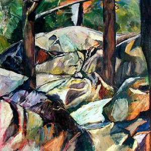 סלעים בג'ון- ג'ון, 2000