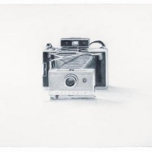 Yemima Ergas, Drawing or Photograph, 2007, pencil on paper 43X57