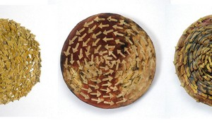 Runabout, 2005 stoneware hand-built 40 cm