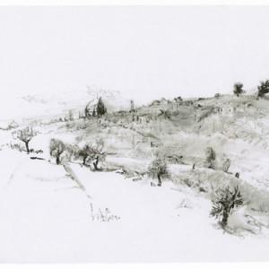 ללא כותרת, 2008 עט על נייר 22x30 סמ