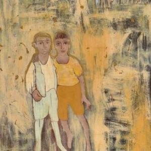 ללא כותרת, 2008 שמן על בד