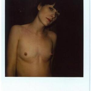 """אריק מירנדה ,מתוך הסדרה """"(I Seemed to Know) The Ghost in you"""" ,2003-2008 צילום פולארויד 11X9"""