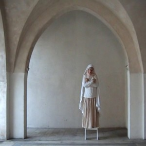 From: Maria, after Fra Angelico - Hadari Orlee, 2009, video