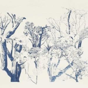Irit Hemmo, Untitled, 2009, Copy paper drawing on paper 95x135 cm
