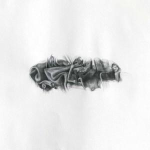 """דינה כהנא גלר, אנסמבל מס' 3, 2010, גרפיט על נייר 75X56 ס""""מ"""