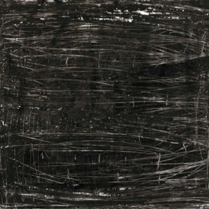 Ilana Salama, Ortar Palimpsest, 2003, Pencil, graphite, crayon, gouache, turpentine and engraving on paper 50x69 cm