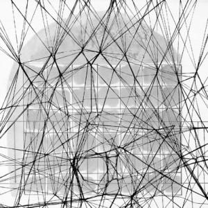 עדנה אוחנה, נקודת מוצא, 2010, מתווה למיצב, הדמיה דיגיטלית