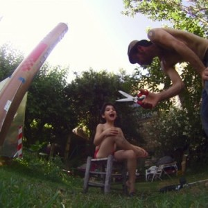 Nimrod 11 and Nimrod-adam: Haircut - Briller Guy, 2010, video