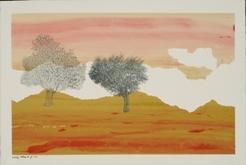 עצי זית, monotupe
