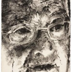 """חררד קרייסברג, 2011 מונוטייפ 30X21 ס""""מ"""