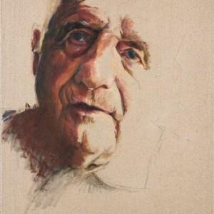 מאיר קייזר, 2011 שמן על פשתן 100X70 cm