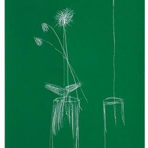 Chen Shish, Untitled, 2003, cutter drawing on duplex 29.5x21 cm