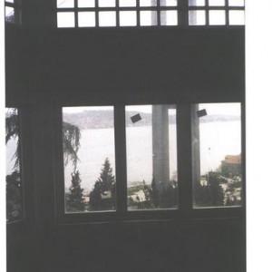 """ברונו טאוט, איסטנבול - פרג גינטר, 2001 C-Print 270X180 ס""""מ"""