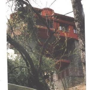 """ברונו טאוט, איסטנבול - פרג גינטר, 2001 C-Print 270 X 180 ס""""מ"""