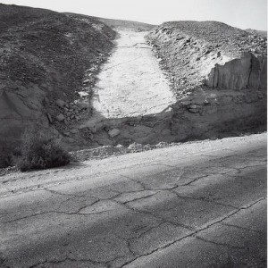 Types of Roads, 2006 Silver Print
