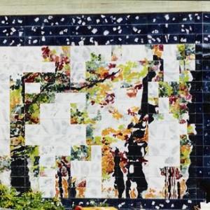 קיר קרמיקה הספרייה העירונית, באר שבע