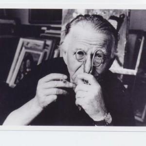 שטפן מוזס אוטו דיקס, צייר 1964