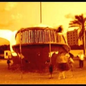 A whale on Kiryat Haim beach - Kupermintz Yoram, 2003, photography