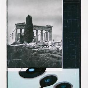 אירופה הקלאסית - כהן גן פנחס, 2007 , טכניקה מעורבת