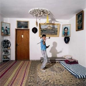 גאסר אל זארקא - עמיר רון, 2003-2006 , הדפסי צבע