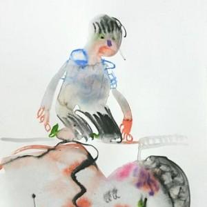 פייטצביץ עמנואל - דימוי מתוך תערוכת דור המדבר