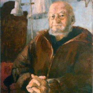 Mordehai, 2006 Oil on Canvas 75X105 cm.