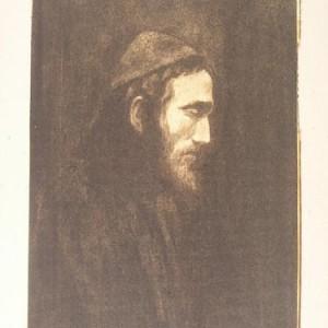 Ira Yann - new jerusalem, 1902, drawing