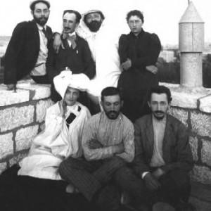 The commune of Jerusalem - new jerusalem, 1908