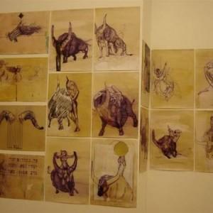 צילום מן התערוכה 2 - הירשפלד יונתן