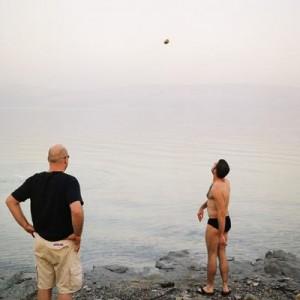 Ohad Schwartz and Zohar Poizner - Shteinmetz Yair, 2004, Lamda Print