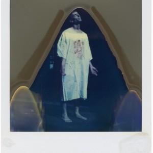 Ervil Jovkovic Psalm 133 (3), 10,7 x 8,8 cm, Original Polaroid, 2012