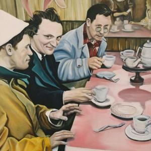 מסיבת תה 2003